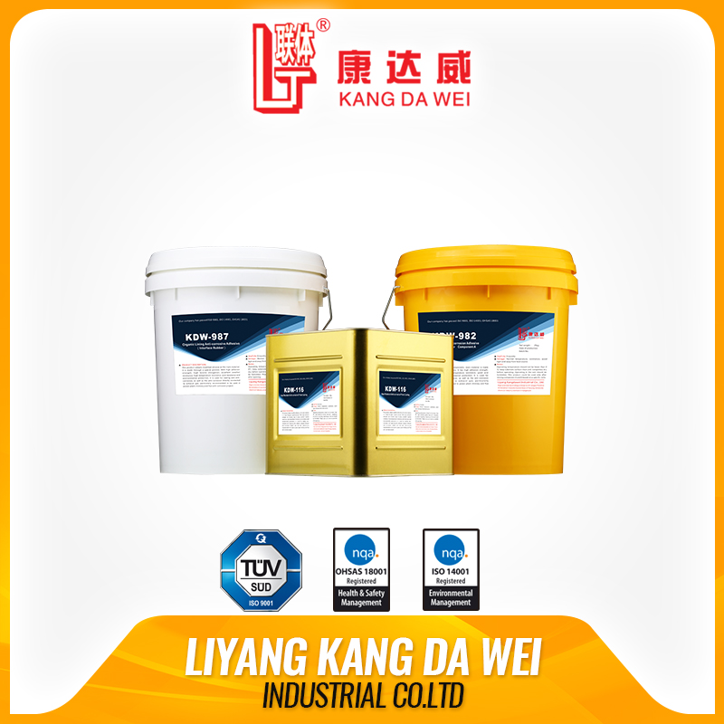 Liyang Kangdawei Industrial general purpose silicone sealant coating for chimney anti-corrosion