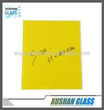 Magnetic dry wipe glass board, memo board