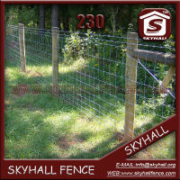 High Tensile Metal Livestock Farm Fence Panel