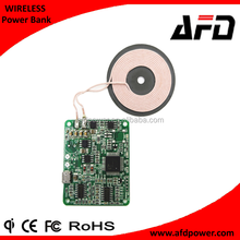 Qi standard wireless charging transmitter module for 5V solution, new solution wireless charger transmitter module