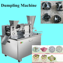 Big scale dumpling making machine semi automatic ravioli filling machine frozen spring rolling machine