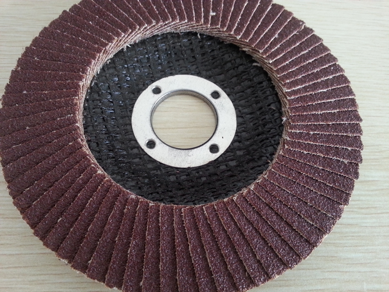 Linyi Supplier of Diamond Abrasive Flap Wheel for Polishing