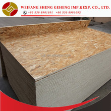 Cheap OSB /OSB manufacturer /cheap particle board 6mm