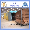Short firing period! yingfeng clay brick tunnel kiln