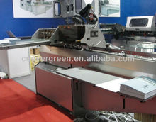 book stapling machine, Super quality manual saddle stitcher DQB404-02C