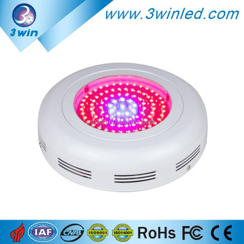 90W UFO LED Grow Light Hydroponics Full Spectrum Indoor Plant Flower Greenhouse