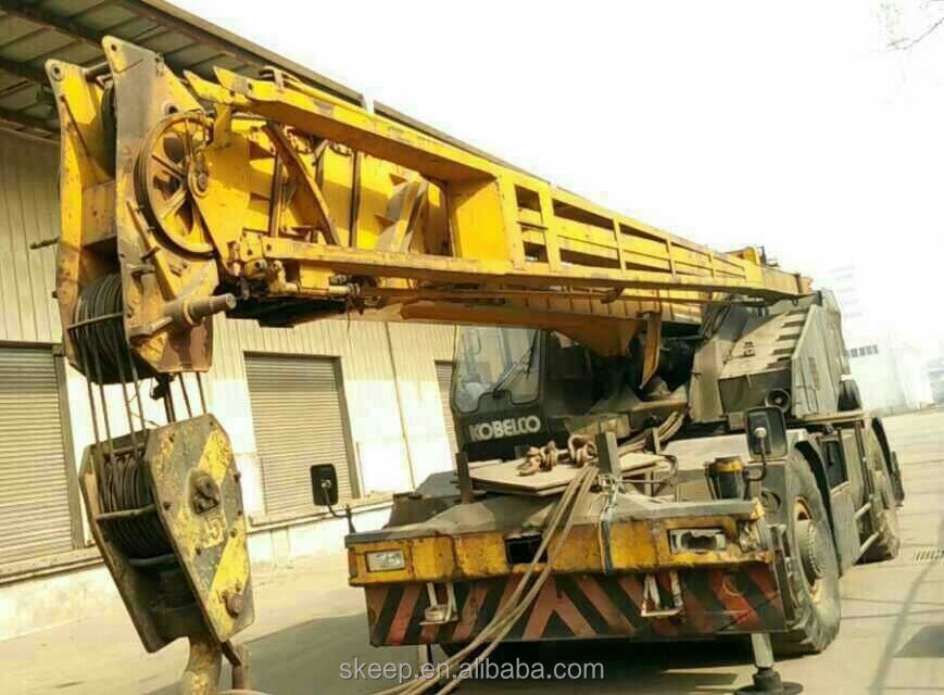 KOBELCO used best-selling crane 45ton all rough terrain crane RK450