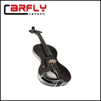 carbon fiber musical instrument for violin