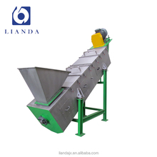 pet bottle high speed plastic friction washer machine