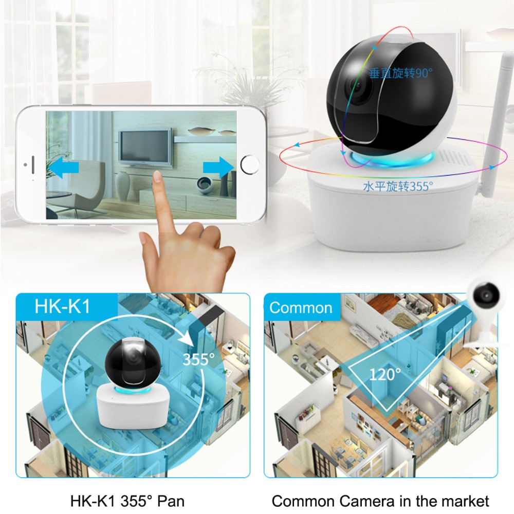 Low Cost Cheap Spy Cameras Camera IP P2P Home Security Systems Wifi