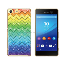 Free sample custom print soft epoxy cell phone case for sony xperia ion lt28at lt28i lt28h