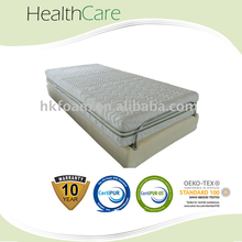 3D fabric Memory Foam Mattress