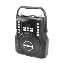 Portable DJ Bass Speakers 2.1 Multimedia Bluetooth Speaker