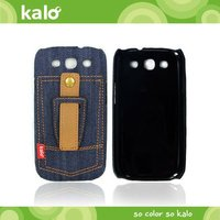 Denim Case for Galaxy S3 (with earphone winder)