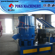 CE&ISO approved agglomerator for plastic film