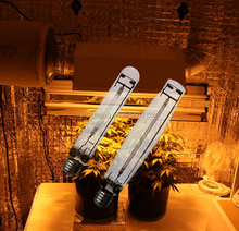 Reflector Double Ended HPS Bulb 400W 600W Light For Indoor Hydroponics Plant Grow