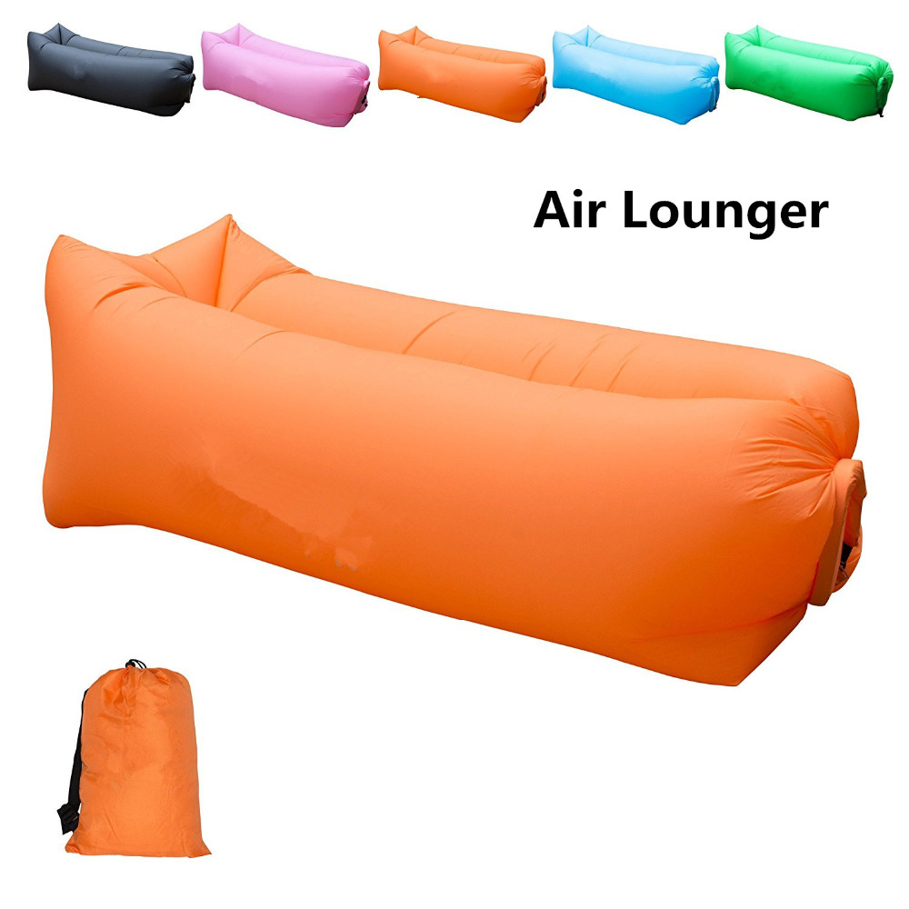 Outdoor Hangout Lounger Lazy Sofa Coach Camping Beach air sofa
