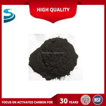 Coal based Powdered activated carbon for waste oil decoloration