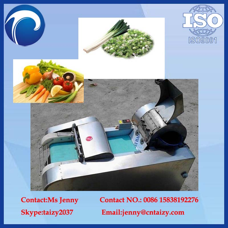 industrial vegetable chopper/electric vegetable shredder/fruit and vegetable cutting machine