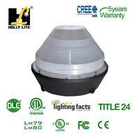 DLC , ETL , cETL , Dimmable LED garage celling lights and motion sensor