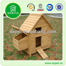 Medium size wooden hen house DXH001