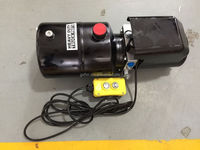 24V 4KW two motor hydraulic cylinder power unit pack