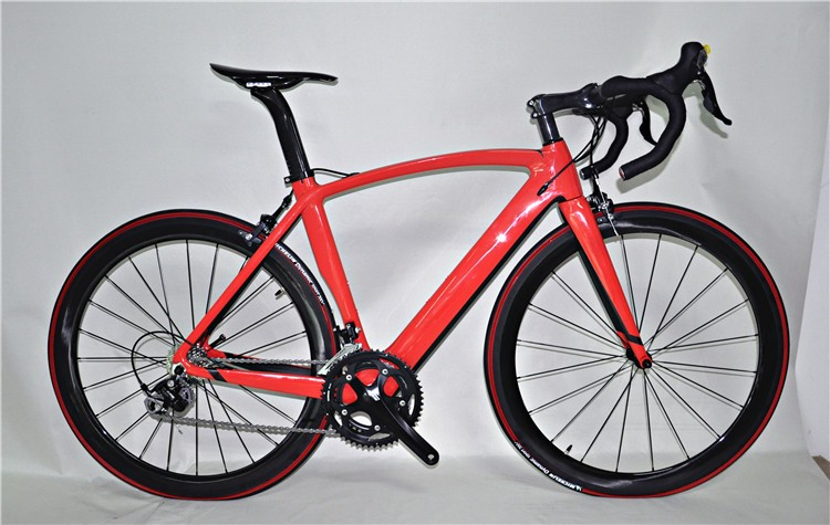 Hot Selling China Aero Road Bike Carbon Frame For Cycling Race