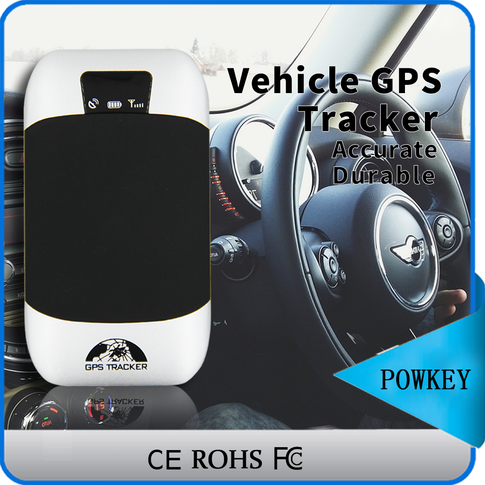 obd ii gprs gsm car gps tracker with free web android ios mobile application