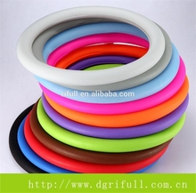 Colorful Flexible Universal Fit Silicon Car Steering Wheel Cover