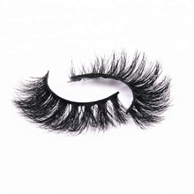 Factory Supply Cheap Price Wholesale faux Mink Lashes Synthetic Fiber Silk Eyelashes