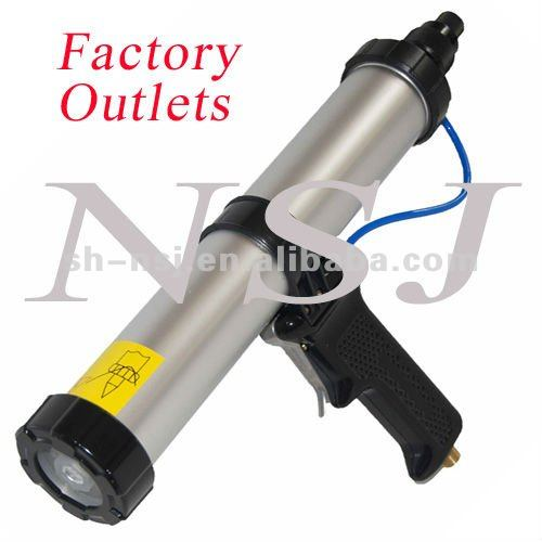 600ml Professional Iron caulking gun/adhesive sealant gun/cartridge glue gun/ dispenser