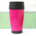 Custom logo quality thermos mugs colorful