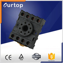 Plug-in relay socket/omron relay socket/electrical relay socket PF083A-E