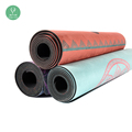 Eco friendly canadian tire thick exercise equipment rubber mat