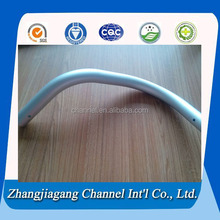 customized 6063 aluminium bend tubes for baby buggy