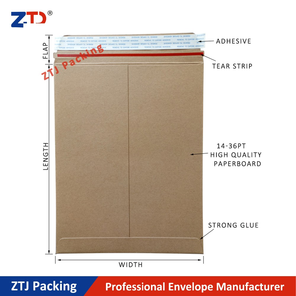Whole sale price delivery mailers largest us envelope manufacturers