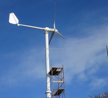 HENRYD 2kw-10kw horizontall axis windmill, home wind turbine price/Wind generator set