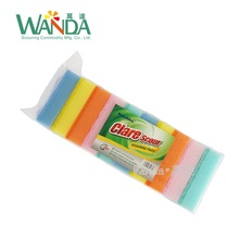 Cleaning Foam Sponge Pads Washing Sponge Pads for Kitchen