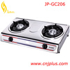 JP-GC206 Popular Small Wooden Kitchen Tables Cooker Cast Aluminum Burner