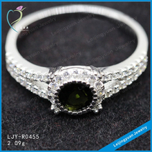 Wholesale Engagement Silver Ring