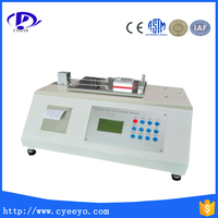paper coefficient of friction tester with CE certificate