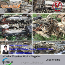 used germany and japan engine in big quantity supply