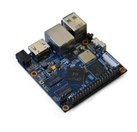 PI BPI-M2+ banana pie Banana quad core development board