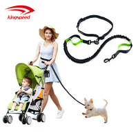 Amazon Best Selling Hands Free Leash/Lead for Walking Running or Hiking with Dogs
