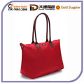 2015 Women Fashion Shoulder Nylon Foldable Travel Bag Tote Handbag