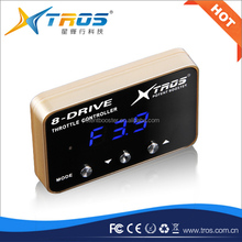 Top quality New EcoOBD2 Chip Tuning Box Plug and Drive reducing fuel consumption economy driving free Chip