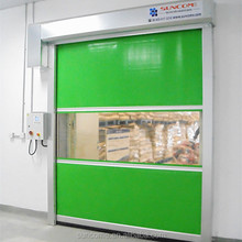 colorfun pvc curtain high speed roller door made in China