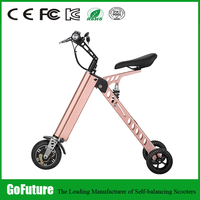 personal transporter auto balancing lightest carbon fiber electric kick scooter with dual motor