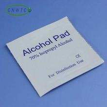 70% Isoprophyl Alcohol Cleaning Prep Pad