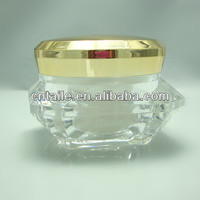 Import Empty Cosmetic Plastic Face Cream